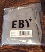 EBY Undies - Cheeky XL in Grey