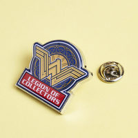 Wonder Woman Pin Legion of Collectors May 2017