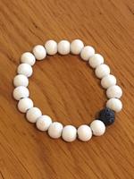 The Happy Shoppe Wooden Diffuser Bracelet