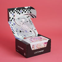 Besties Loot Anime Nov 2017 Crate Box Only
