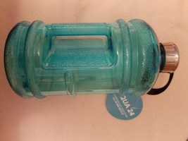 Aqua 24 Water Bottle Frosted Blue