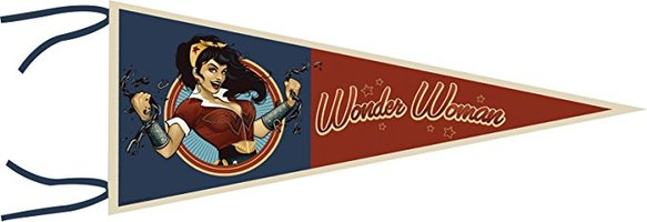 Wonder Woman DC Bombshell Pennant