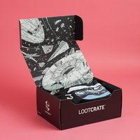 Explore Loot Crate Dec 2017 Empty box only