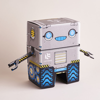 Build Lootbot Loot Crate Feb 2017 box only.