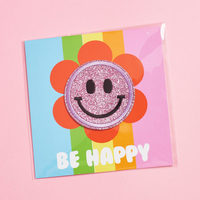 Be Happy Patch
