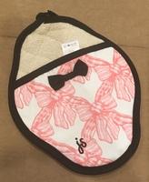 """Pot mitt - Jessie Steele - """"Pink Bows"""""""