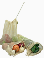 Simple Ecology reusable produce bags