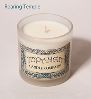 Candle - Roaring Temple from Topanga Candle