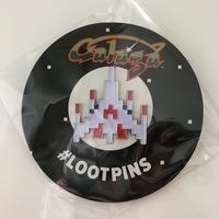 Exclusive Galaga pin