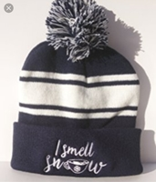 I Smell Snow beanie winter hat