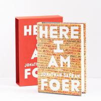 Here I Am by Jonathan Safran Foer (Powell's Books Indiespensable)