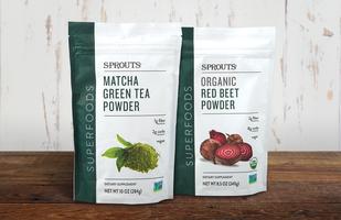 Sprouts Farmers Market Matcha Green Tea Powder