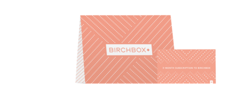 12-Month Gift Subscription to Birchbox - Women