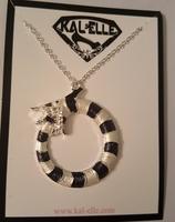 Sandworm necklace