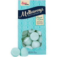 Luxe By Mr. Bubble Meltaways Bath Candies (Sweet & Cream)