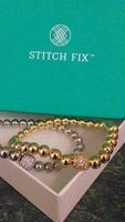 Marlyn Schiff Bracelet Set Silver/Gold