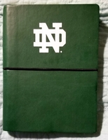 Italian Leather Notre Dame journal