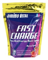 Amino Vital - Fast Charge Energy Boost - Berry Crush