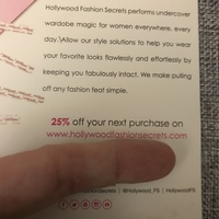 25% off any Hollywood Fashion Secrets order