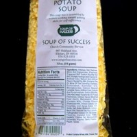Soup Of Success Positively Potato Soup Mix