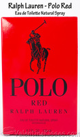 Polo Red Ralph Lauren Eau de Toilette Sample