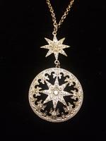 Catherine Stein Design Starburst Necklace