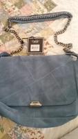 Dolce Vita Dusty Blue Shoulder Bag Purse