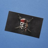 Pirates of the Caribbean Magnent