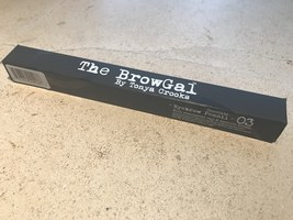 The BrowGal by Tonya Crooks in Chocolate