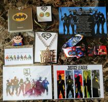 Kal-Elle Justice League Full Box