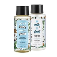 Love Beauty & Planet Volume Coconut Water & Mimosa Flower Shampoo & Conditioner