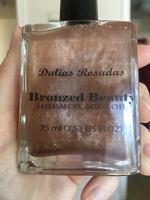 Dalias Rosadas Bronzed Beauty Shimmering Body Oil