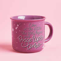 Ceramic Mug designed by Sasha Natasha – Owlcrate exclusive