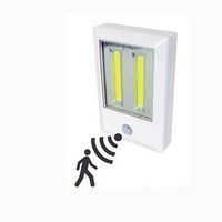Wireless COB LED Ultra Bright Easy Mount Motion Activated Light