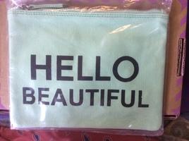 Birchbox Makeup Bag Hello Beautiful