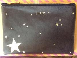 Julep Makeup Bag Star