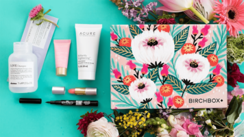Birchbox April 2018 - Just the box!