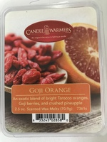 Candle Warmers Wax Melts - Goji Orange
