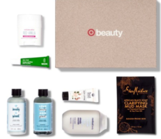 April Target Beauty Box- ENTIRE BOX!