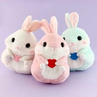 Marucoro Rabbie Bunny Plushie