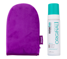 MineTan Original Self Tan Foam + Mitt