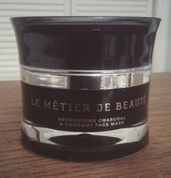 Le Metier De Beaute Detoxifying Charcoal & Coconut Face Mask