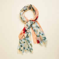 Floral Spring Scarf by Simi Accessories