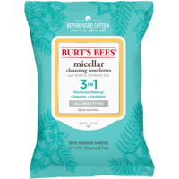 Burt's Bees Micellar Cleansing Towelettes 30ct.
