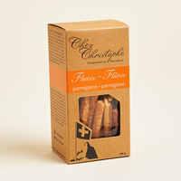 Chez Christophe Parmigiano Flutes