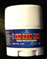 "Fortune Cookie Soap ""I Am Iron Man"" Veggie Protein Deodorant"