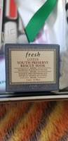 Fresh Lotus Youth Preserve Rescue Facial Mask