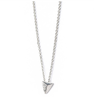 Samantha Faye Silver Arrowhead Necklace