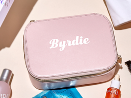 Pop & Suki for Byrdie Limited Edition Large Makeup Case