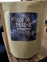 God of Thunder Coffee Body Polish